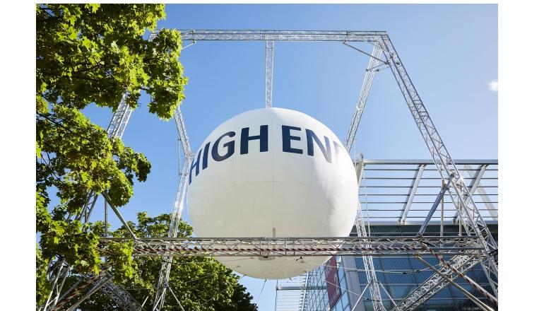 High-End High End 2021 zieht vom Mai in den September um  - News, Bild 1