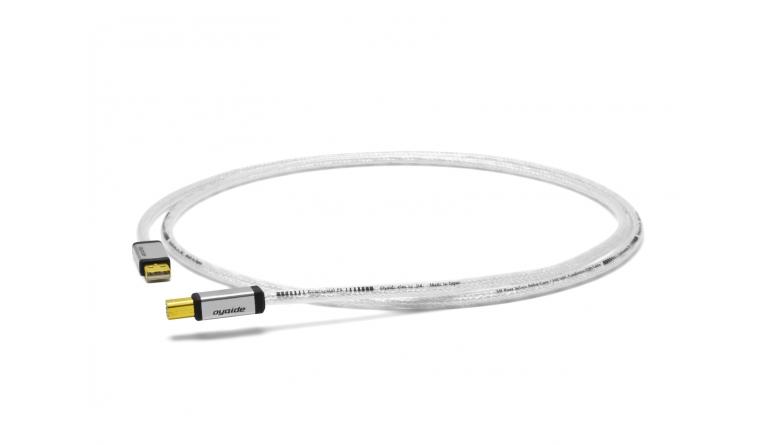 High-End High-End-USB-Kabel Continental 5S in neuer Version mit speziellem Kupfer - News, Bild 1