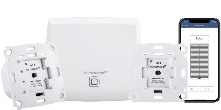 Smart Home Cashback-Aktion Homematic IP - News, Bild 1