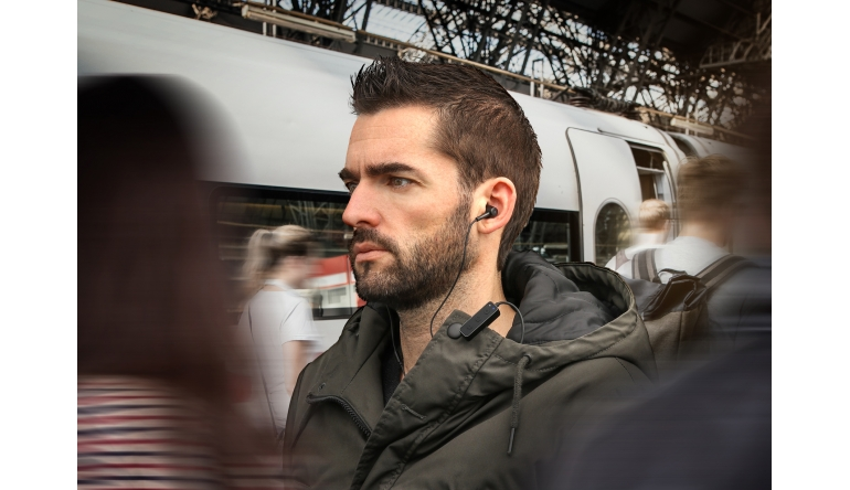 HiFi Pure mobile: Neuer Bluetooth-In-Ear-Kopfhörer mit Geräuschunterdrückung - News, Bild 1