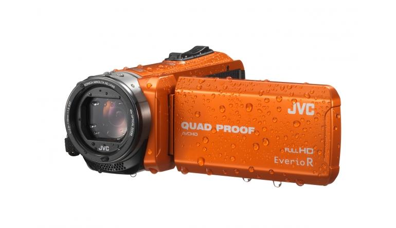 Foto & Cam Camcorder für Outdoor-Freaks von JVC: WLAN, Full-HD und pfiffige Zusatz-Features - News, Bild 1