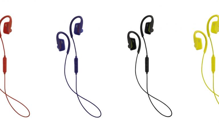 HiFi Bluetooth-In-Ear-Kopfhörer von JVC - App sucht passende Musik zum Training raus - News, Bild 1