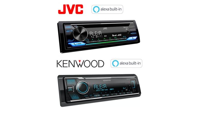 Car-Media Amazon Alexa an Bord: JVC und Kenwood integrieren  Sprachassistenten in Autoradios - News, Bild 1