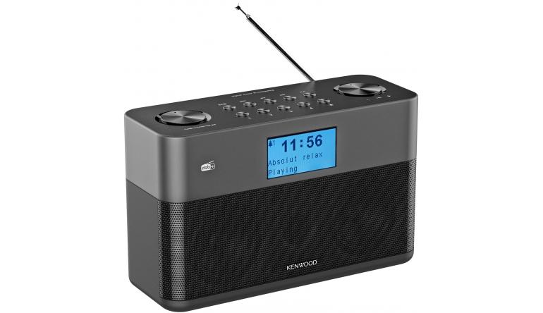 HiFi Kompakte Kenwood-Radios für DAB+, UKW und Bluetooth-Streaming - News, Bild 1