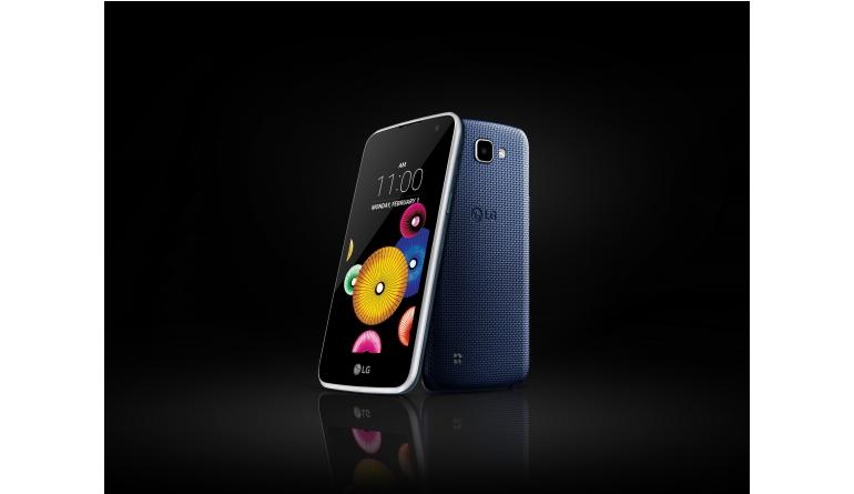 mobile Devices LG mit zwei neuen Smartphones für Einsteiger und junge Leute - K10 und K4 ab 119 Euro - News, Bild 1