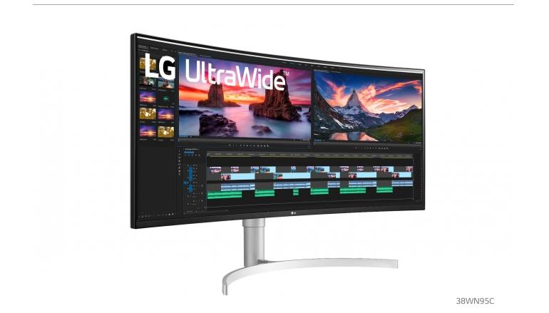 TV Neue Ultrawide-Monitore von LG - News, Bild 1