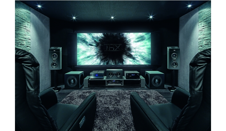 heimkino system von magnat mit thx ultra2 zertifizierung innovativer subwoofer. Black Bedroom Furniture Sets. Home Design Ideas