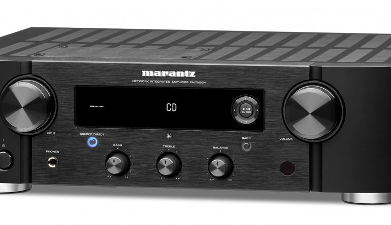 Heimkino Erster Hi-Fi-Vollverstärker von Marantz zum Streamen von Hi-Res-Musik - News, Bild 1
