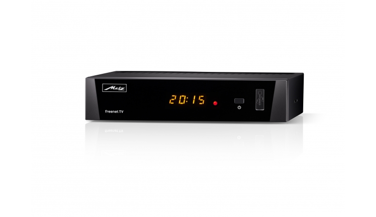 Heimkino Metz-Receiver für DVB-T2 HD - Fit für Empfang verschlüsselter Privatsender - News, Bild 1