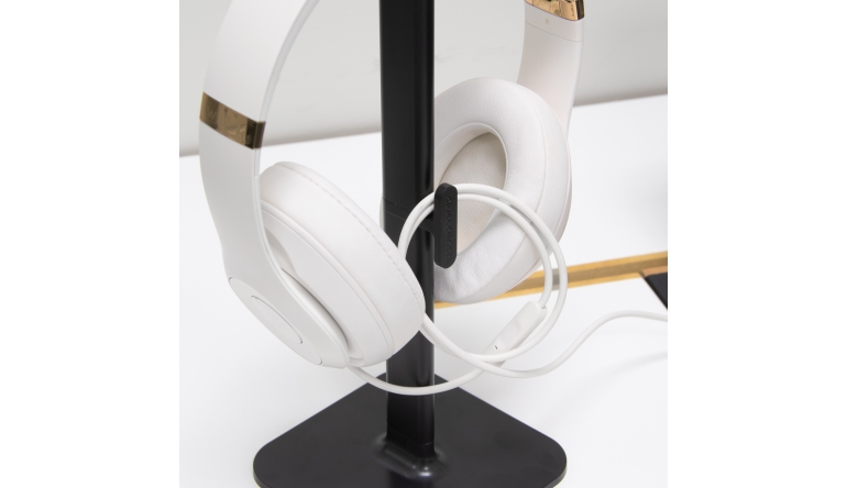 mobile Devices Kopfhörerhalterung Bluelounge  Posto 2.0 aus Aluminium für den Schreibtisch - News, Bild 1