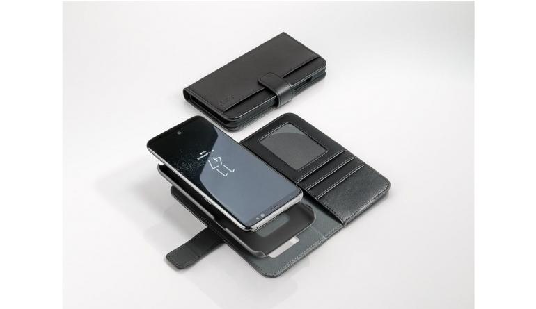 mobile Devices Wentronic liefert Schutztaschen für Samsung Galaxy S9 und S9+ aus - Echtleder-Etui - News, Bild 1