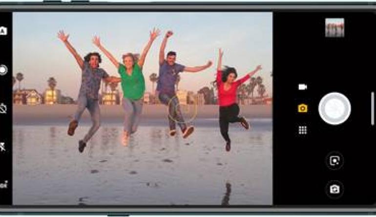 mobile Devices Neue Kamera-App für zahlreiche Motorola-Smartphones: Ultra-Weitwinkel Group Selfies - News, Bild 1