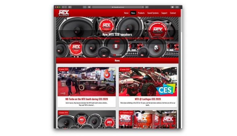 Car-Media Neue MTX-Homepage - News, Bild 1