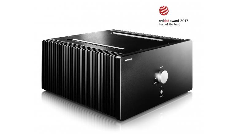 """Heimkino """"Best of the Best"""": Auszeichnung für analoge Endverstärker nuPower A von Nubert - News, Bild 1"""