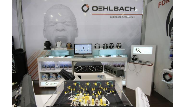 Heimkino IFA 2016: Oehlbach mit Kabeln, USB-Stromfilter, D/A-Wandler und Bluetooth-Sender - News, Bild 1