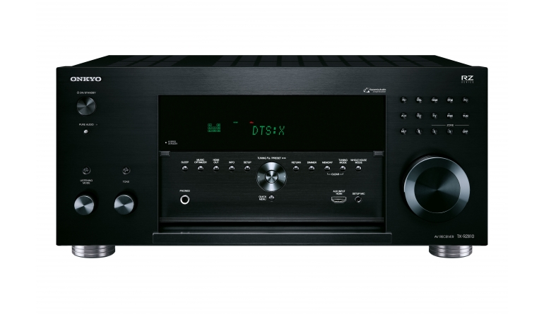 Heimkino Onkyo bringt 7.2-AV-Receiver TX-RZ710 und TX-RZ810 ins Heimkino - 4K und Dolby Atmos - News, Bild 1
