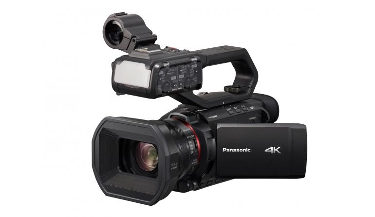 Heimkino 4K-Auflösung mit 60 Bildern: Neues Camcorder-Duo von Panasonic - News, Bild 1