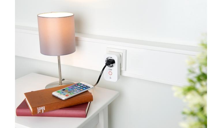 Smart Home Steckdose reagiert auf die Stimme und lässt sich per App fernsteuern - News, Bild 1