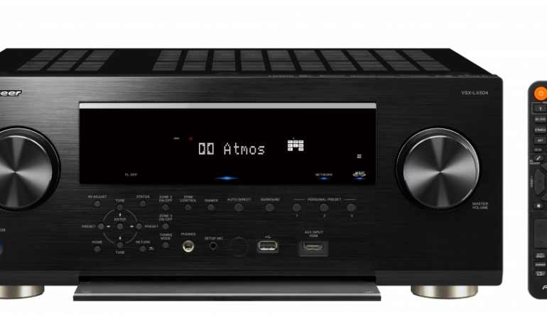 "Heimkino Pioneer: Zwei neue ""IMAX Enhanced"" AV-Receiver - Dolby Atmos/DTS:X Heimkino-Paket - News, Bild 1"