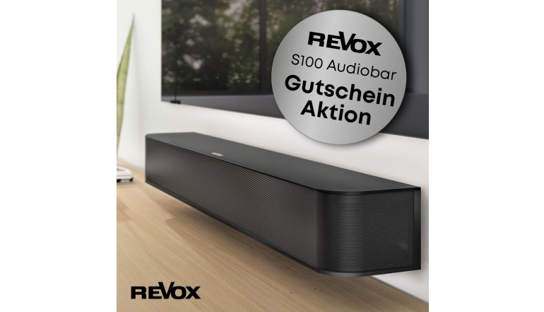 HiFi Revox S100 Audiobar Aktion - News, Bild 1