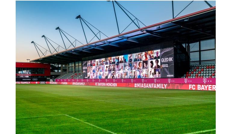 Car-Media Samsung bringt Bayern-Fans digital zum Spiel  - News, Bild 1
