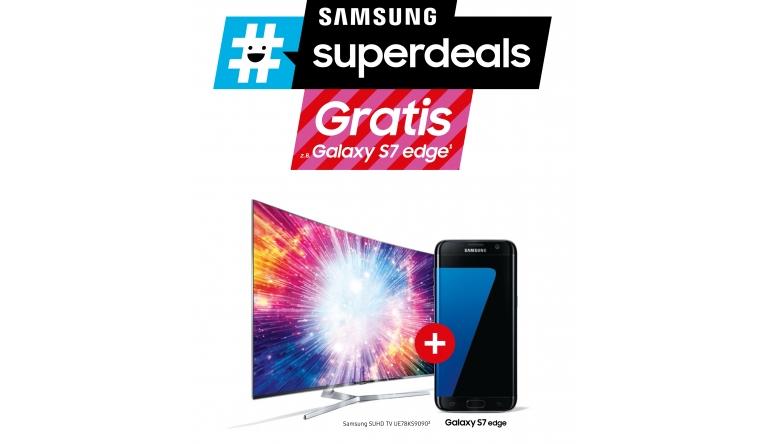 Heimkino Kopfhörer und Smartphones: Samsung spendiert bis 5. März Extras für TV- und Soundbar-Käufer - News, Bild 1