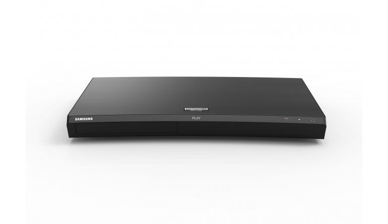 ces 2017 samsung mit uhd blu ray player soundbar und 32. Black Bedroom Furniture Sets. Home Design Ideas