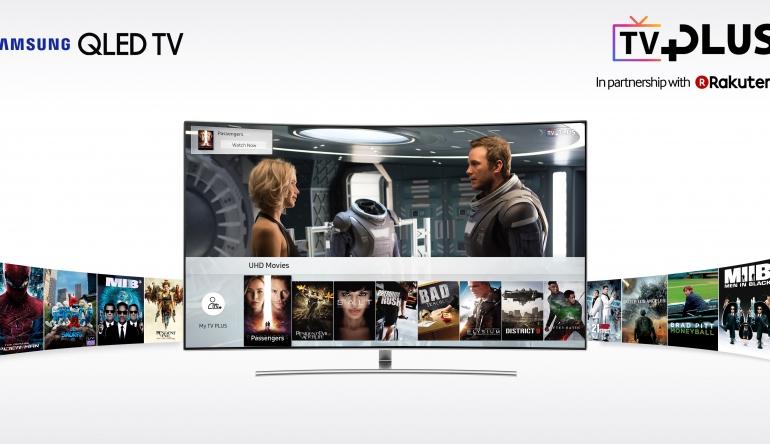 TV Ab Anfang 2018: Samsung mit neuen UHD- und HDR-Inhalten auf Smart-TVs - News, Bild 1