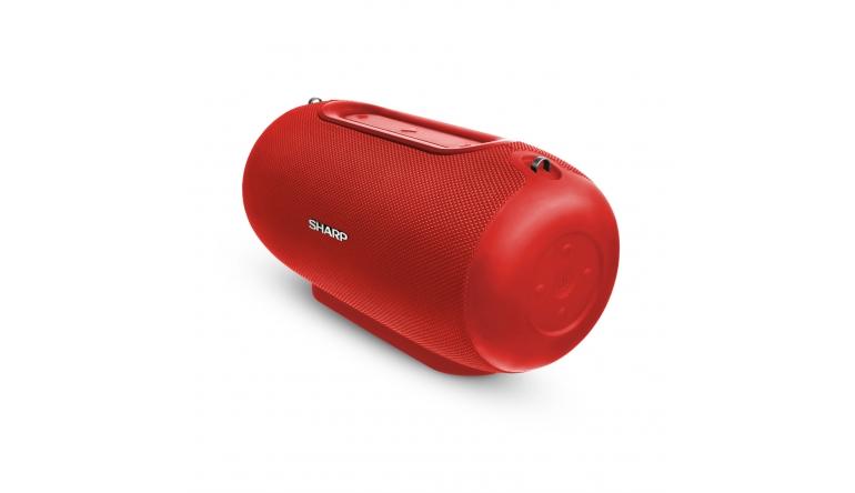 HiFi Drei neue Bluetooth-Lautsprecher von Sharp - Sprachsteuerung an Bord - News, Bild 1
