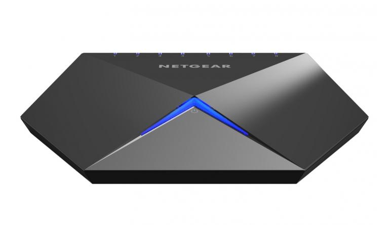 Smart Home Für HD-Streaming und flottes Surfen: Neuer Gaming und Media Switch von Netgear - News, Bild 1
