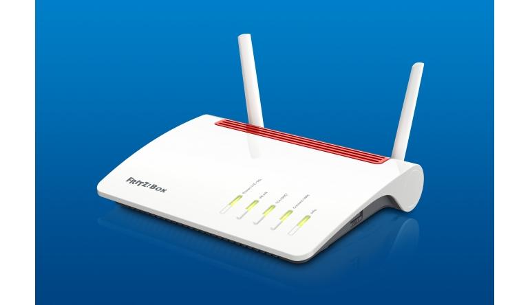 Smart Home Schnelles Internet per Mobilfunk oder DSL: Neue FRITZ!Box 6890 LTE ist da - News, Bild 1