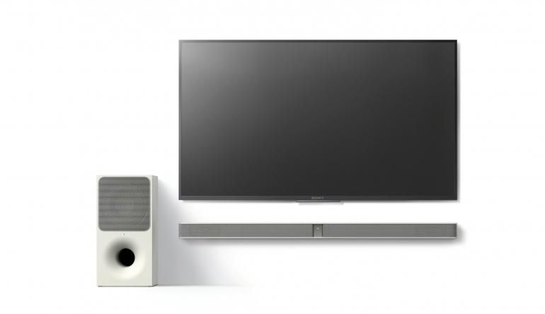 Heimkino Zwei neue Sony-Soundbars für Bluetooth-Streaming - Dolby TrueHD und DTS Master Audio - News, Bild 1