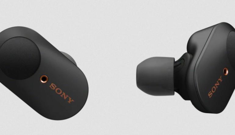 HiFi True-Wireless-Kopfhörer von Sony mit Geräuschunterdrückung und Bluetooth - News, Bild 1