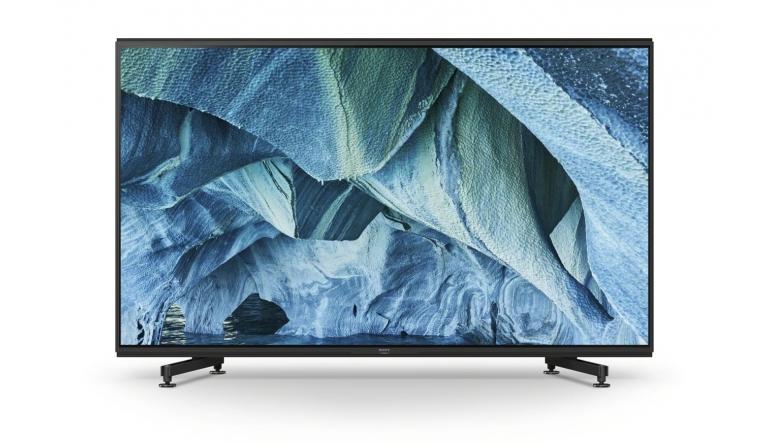 TV CES 2019: Sony mit 8K-Fernseher und 2,48 Meter Bildschirmdiagonale - News, Bild 1