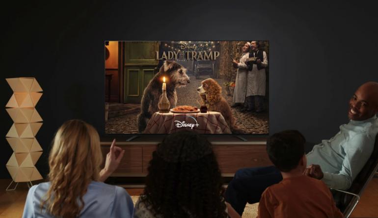 TV Genau wie Samsung und LG: Auch Sony bietet Disney+ App auf neuen Flat-TV an - News, Bild 1