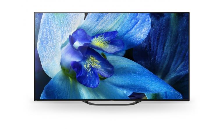 TV Neue OLED-Fernseher von Sony ab Mai - Standfuß um 180 Grad drehbar - News, Bild 1