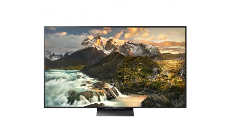 TV Neun neue Flat-TVs von Sony mit HDR - Displays mit 43 bis 65 Zoll - News, Bild 1