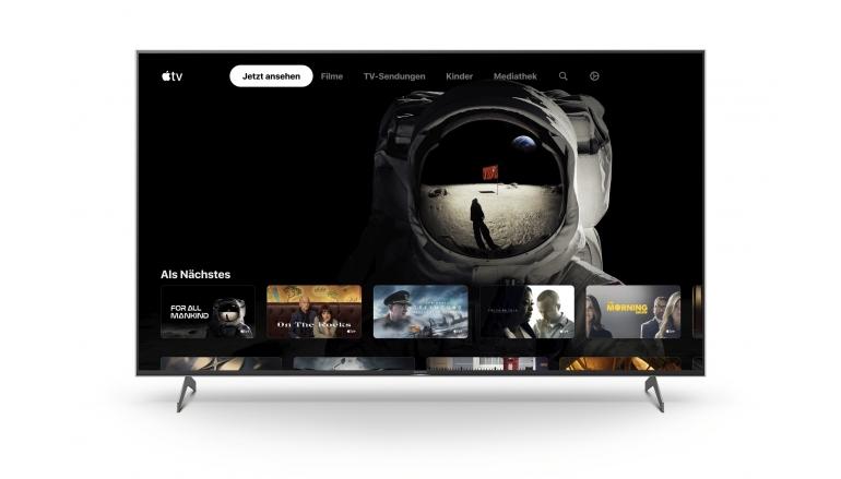 TV Sony bringt die Apple TV App auf ausgewählte Smart TVs  - News, Bild 1