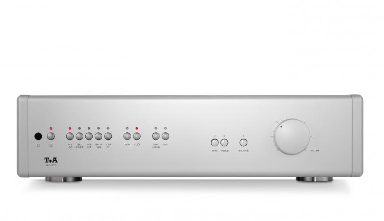 Heimkino Neuer Vollverstärker PA 1100 E von T+A mit DAC und Bluetooth-Modul - News, Bild 1