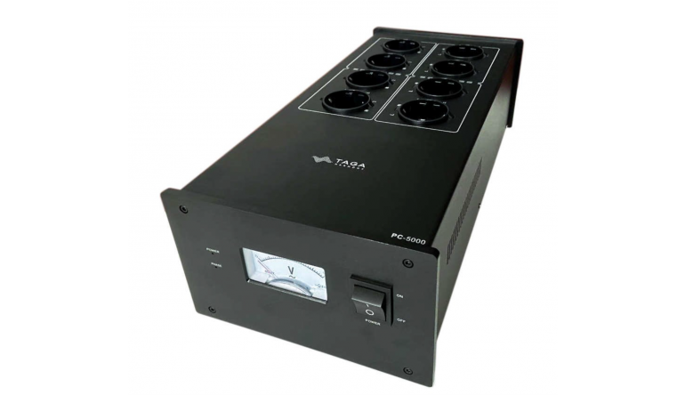 HiFi TAGA Harmony:  PC-5000 Netzkonditionierer - News, Bild 1