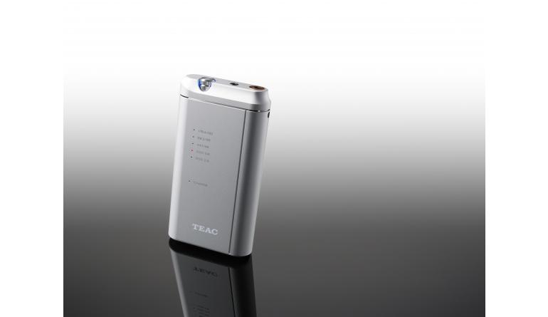 HiFi Teacs neuer portabler Kopfhörerverstärker und USB-D/A-Wandler unterstützt auch DSD - News, Bild 1