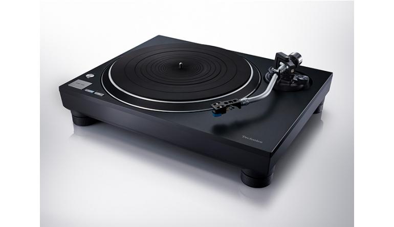Car-Media SL-100C: Neuer Technics-Plattenspieler mit Direktantrieb und automatischem Tonarmlift - News, Bild 1