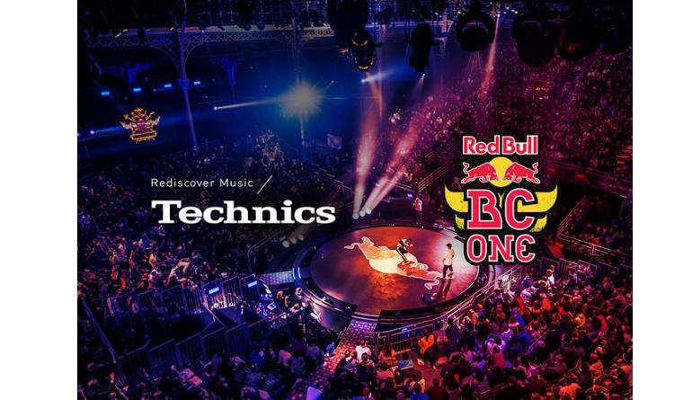HiFi Technics kündigt globale Partnerschaft mit Red Bull BC One an - News, Bild 1