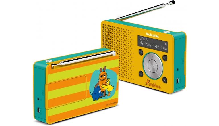 HiFi Digitalradio von Technisat in spezieller Maus-Edition - News, Bild 1
