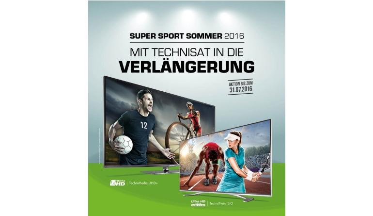 TV Für ausgewählte Fernseher: Technisat weitet Garantie auf 5 Jahre aus - Aktion bis 31. Juli - News, Bild 1