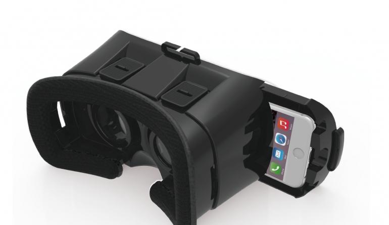 mobile Devices Terratec steigt bei VR-Brillen ein - VR1 für Smartphones bis 16 x 8 Zentimeter - News, Bild 1