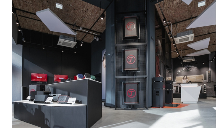 HiFi Teufel eröffnet neuen Store in Wien - News, Bild 1