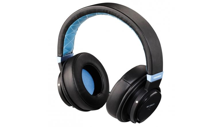 HiFi Bis zu 15 Stunden Spielzeit: Over-Ear-Kopfhörer von Thomson mit Bluetooth - News, Bild 1