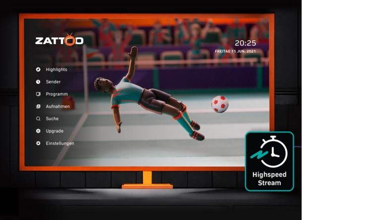 TV Live-Sport über Apps auf dem Fernseher wird immer beliebter  - News, Bild 1