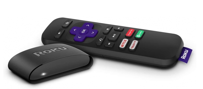 TV Streaming-Player von Roku mit TV Now, Sky Ticket, Netflix, Prime Video und Disney+ - News, Bild 1